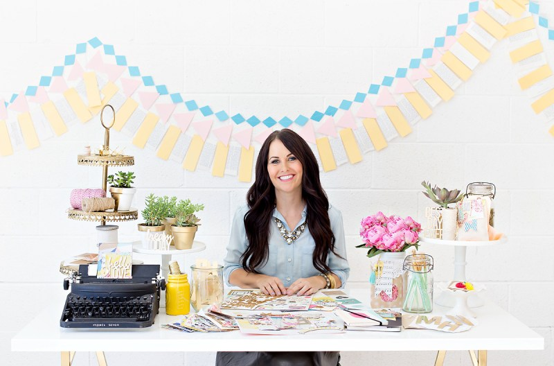 Shine Collection on Location Maggie Holmes-12