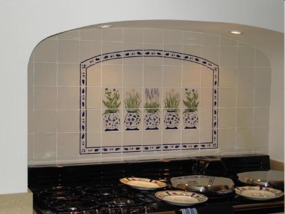 Hand Painted Tilesceramic Tile Muralsbespoke Designs And One Off Commissions For Splashbacks