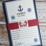 Wishes for Baby Nautical