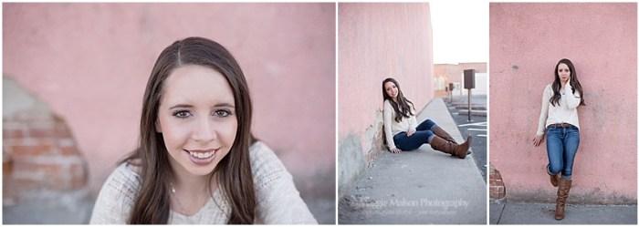 Payette High school senior girl