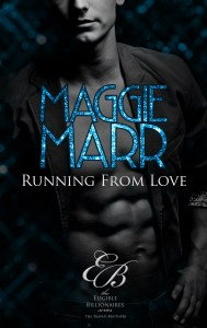 Running From Love book cover