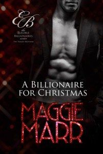 A Billionaire For Christmas book cover