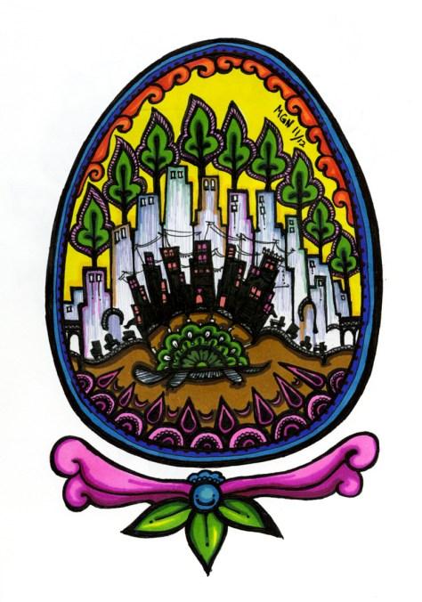 #55: Turtle Egg