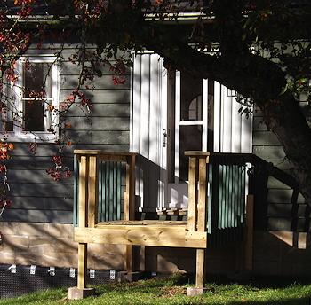 Front porch dscf3673