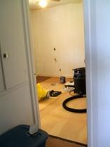 Second Bedroom Mahogany Subfloor