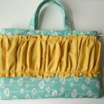 {teal poppy laptop bags}