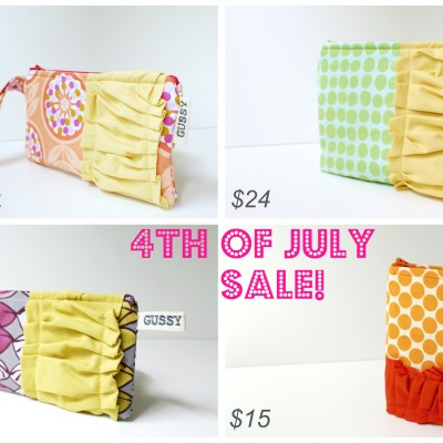 {July 4th :: a summer sale}