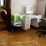 {Gussy Sews :: my office}