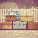 {Giveaway Day, coming 6.20.11}