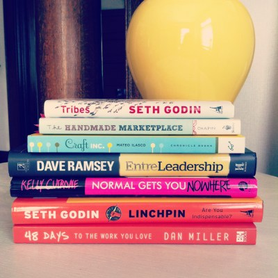 {on becoming an expert in your field + a list of my favorite books}