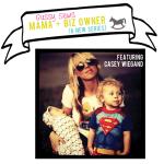 "{""Mama + Biz Owner"" — Putting kids before work, part I.}"