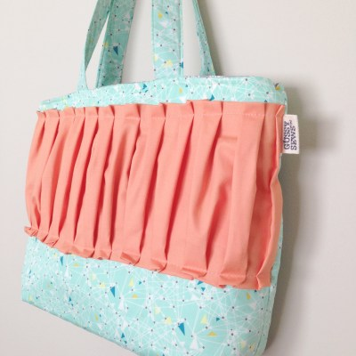 {NEW! Tote/Diaper Bags are back in the shop}