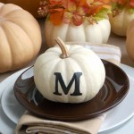 8 DIYS for adding color this Thanksgiving.