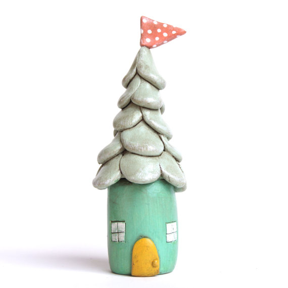 ceramic house maggie whitley