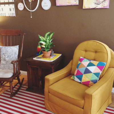 5 ways I continue my creativity while living in a small space.