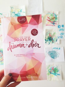 thirty one days of prayer for the dreamer & the doer book maggie whitley