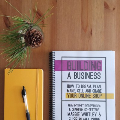 This weekend only, Building a Business eBook is 25% off!