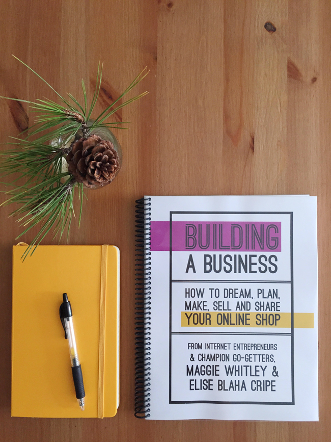building a business ebook maggie whitley