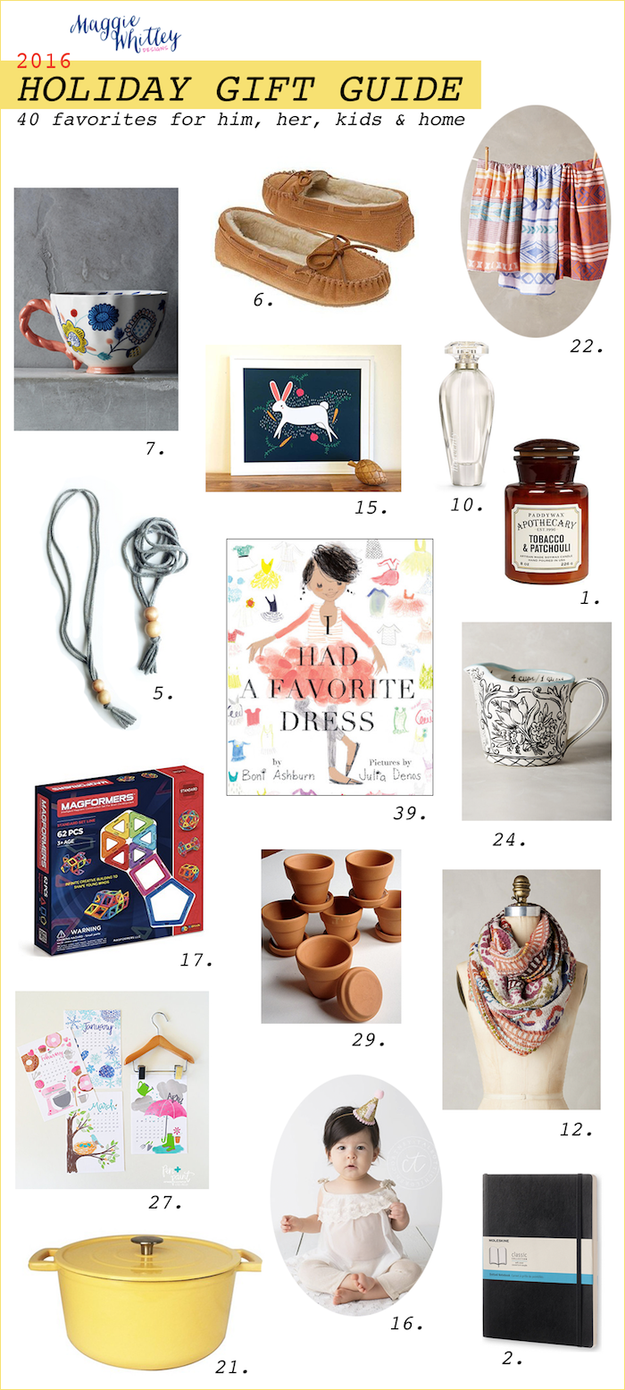 2016 holiday gift guide maggie whitley