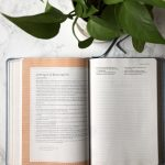 Two of my devotionals: inside the NEW (in)courage Bible!