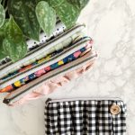 they're back: Limited Edition Gussy Sews pouches are now in the shop!