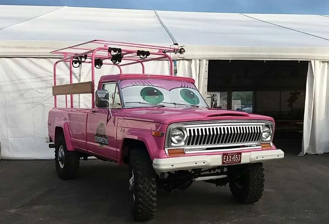 La grande festa delle Jeep aperta fino al 2 luglio