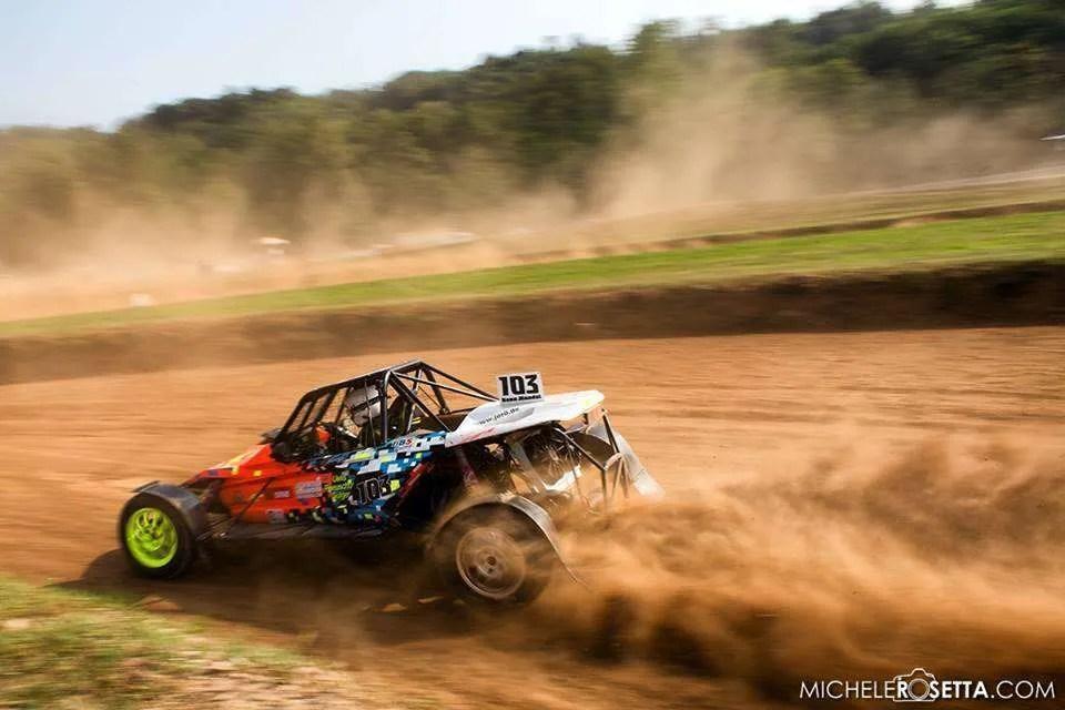 A Maggiora Off Road Arena l'ottava prova del Campionato Europeo di Autocross