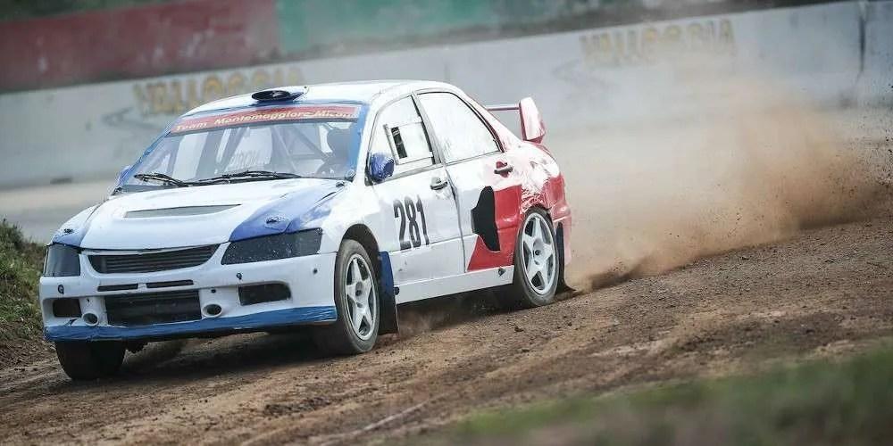 Marco Noris tra i protagonisti nel primo round del Campionato Italiano Rallycross