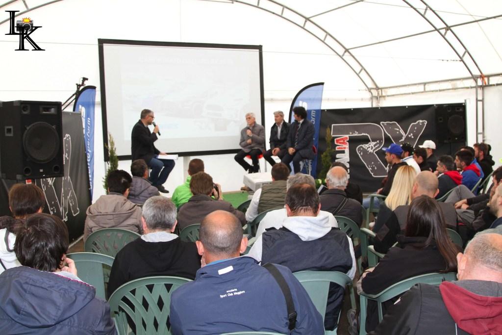 Oggi a Maggiora la presentazione del Campionato Italiano RX