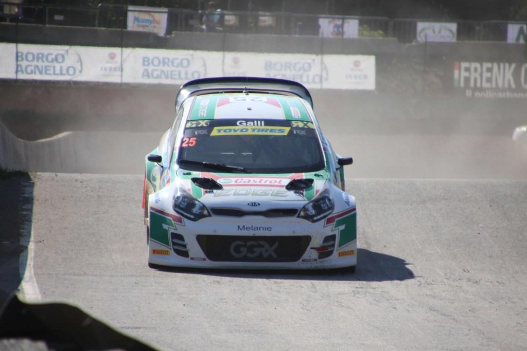 Campionato Italiano RX: vittorie per Vagaggini, Gallo, Valazza e Galli