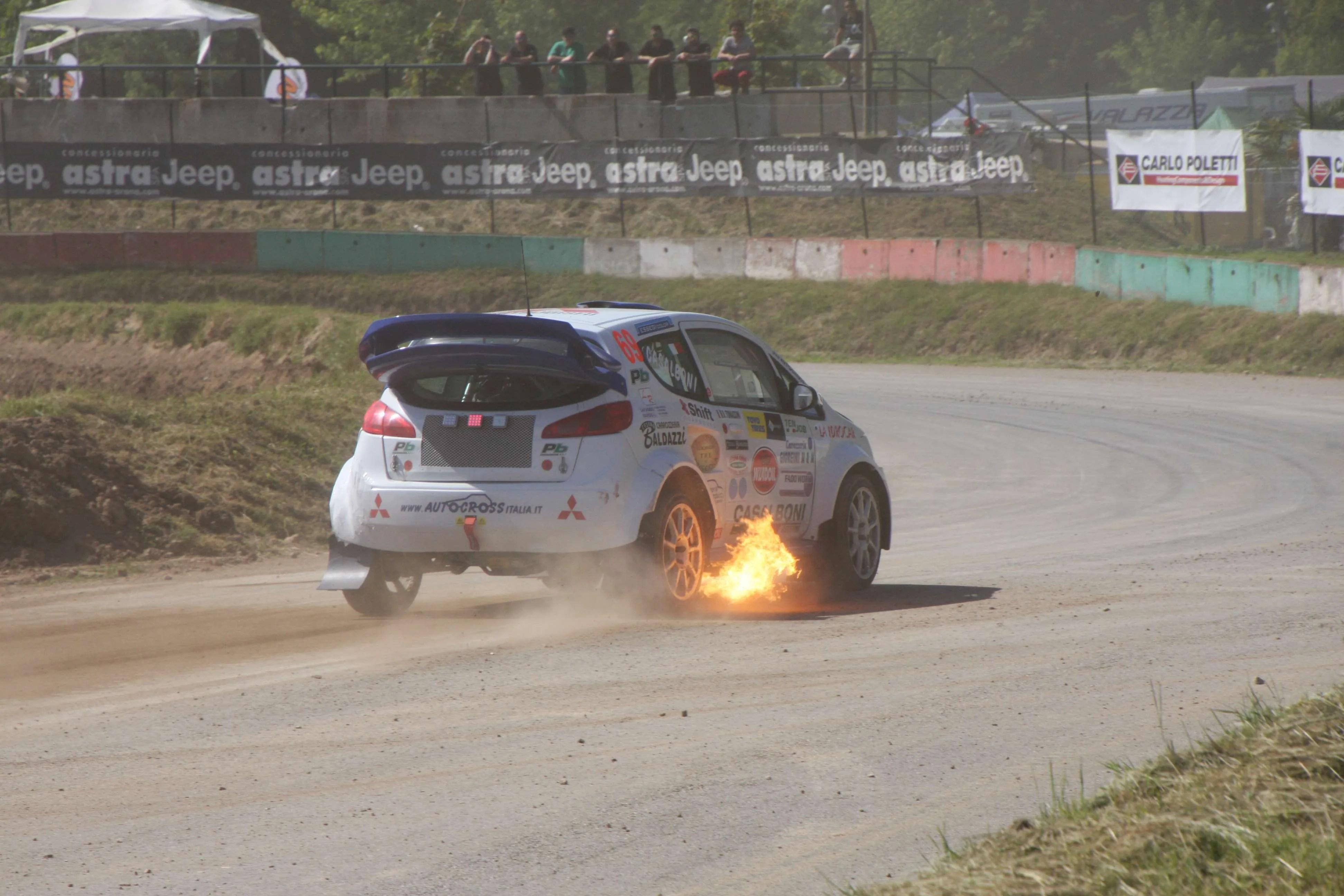 Campionato Italiano RX: Q1 infuocata!