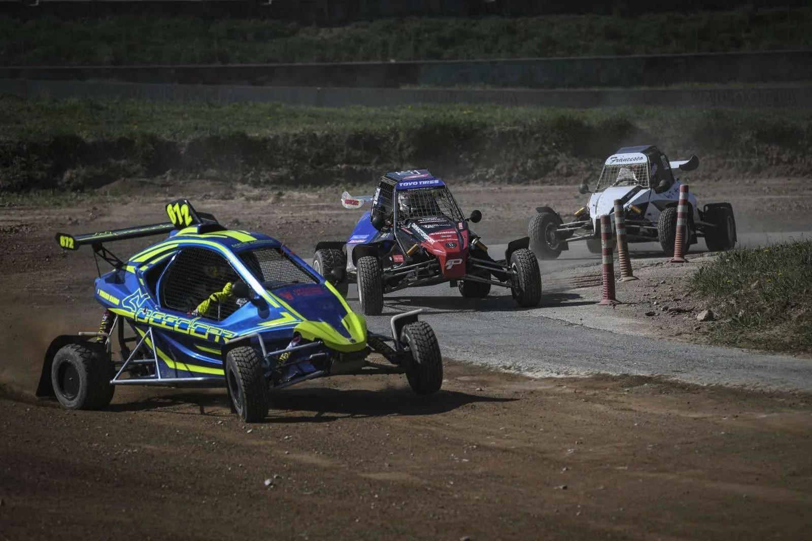 Campionato Italiano RX 2021 un Round 1 spettacolare!