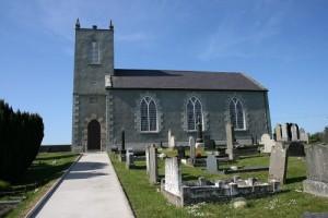 Tamlaght O'Crilly Lower Parish Church - Copy