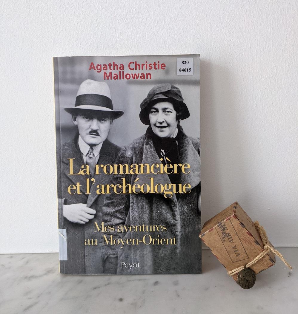 L'Archéologue et la romancière