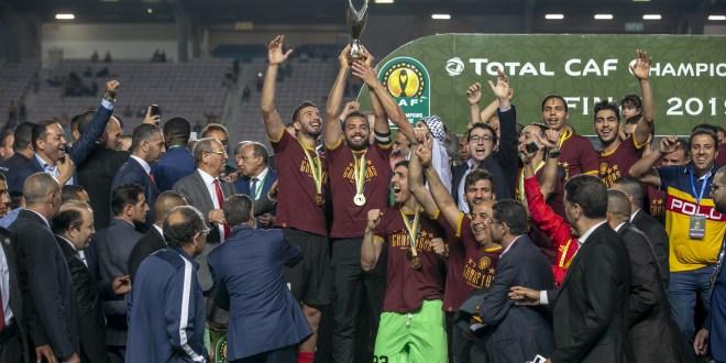 L'Esperance champion d'Afrique