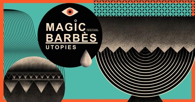 """Résultat de recherche d'images pour """"Festival Magic Barbès"""""""