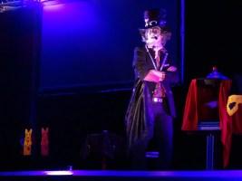 Le spectacle de l'étrange Jacot