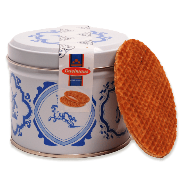 Image result for stroopwafel tin