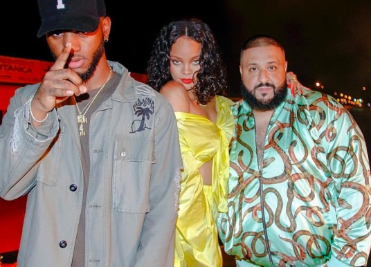 DJ KHALED'S 'WILD THOUGHTS' GOES PLATINUM