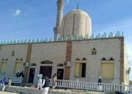 Attack on Mosque in Egypt's Sinai Kills at least 155