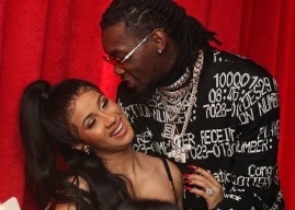 Cardi B Shows Off Valentine's Day Gift from Offset