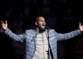 R Kelly evicted, owes $30K in unpaid rent for Georgia homes