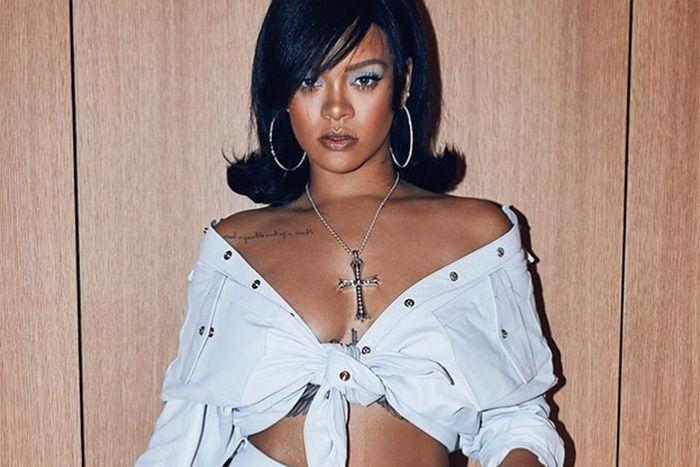 c1f10070068 Rihanna Reveals Savage x Fenty Lingerie Line
