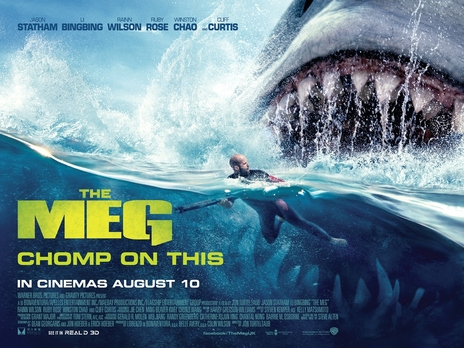 The meg official trailer 1 2018 jason statham ruby rose the meg official trailer 1 2018 jason statham ruby rose megalodon shark movie hd altavistaventures Image collections