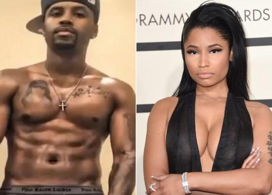 Safaree Samuels Claims Nicki Minaj Almost Murdered Him (Twitter feud).