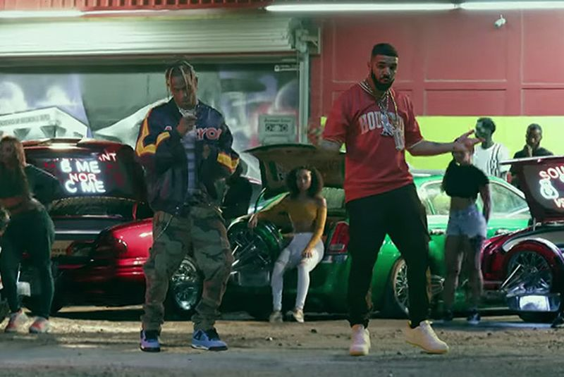 f25ed36fd43d Video: Travis Scott feat. Drake – 'Sicko Mode' [Explicit] | Magic 103.7
