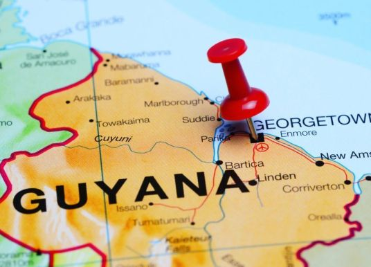 Guyana to be re-mapped more than half a century later