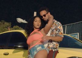 Shenseea and Kes Gets Close In New Music Video