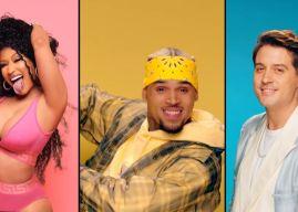 Video: Chris Brown feat. Nicki Minaj, G-Eazy – 'Wobble Up' [Explicit]