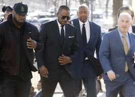 R. Kelly Moved Into General Prison Population